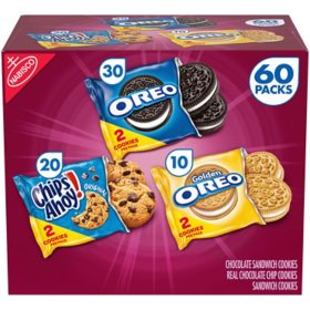 Nabisco Cookie Variety Pack (60 ct.)