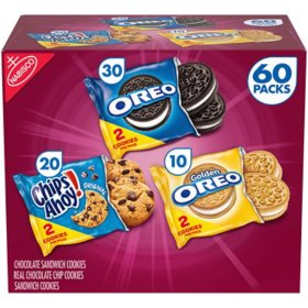 Nabisco Sweet Treats Cookie Variety Pack (60 pk.)