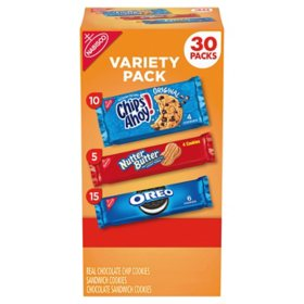 Nabisco Cookie Variety Pack (30 pk.)