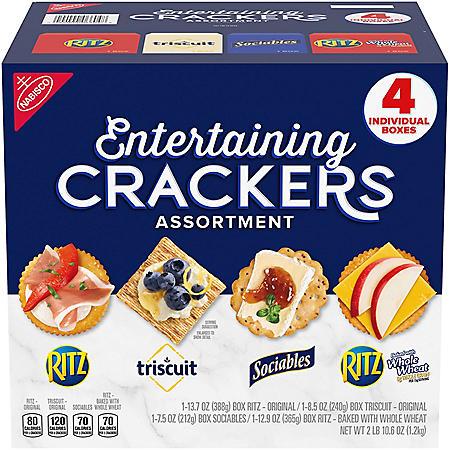 Entertaining Crackers Assortment (42.6 oz.)