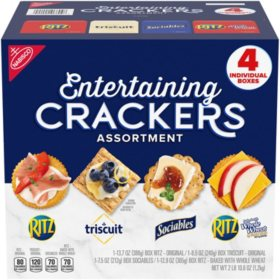 Entertaining Crackers Assortment (42.6 oz.)