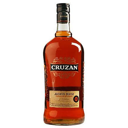 Cruzan Aged Dark Rum (1.75 L)