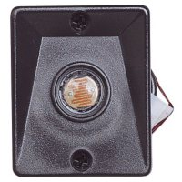 Design House Lamp Post Photo Eye Replacement - Black