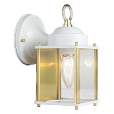 Coach by Design House White Outdoor Downlight
