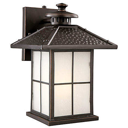 Gladstone by Design House Outdoor Downlight - Oil Rubbed Bronze