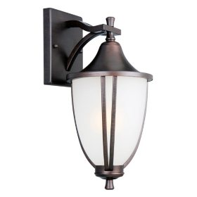 Ironwood by Design House Outdoor Downlight - Brushed Bronze