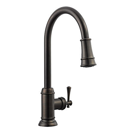 Ironwood by Design House Brushed Bronze Kitchen Faucet