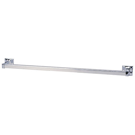 "Hardware House Sunset Chrome 24"" Towel Bar"