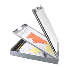 Aluminum Storage Clipboard