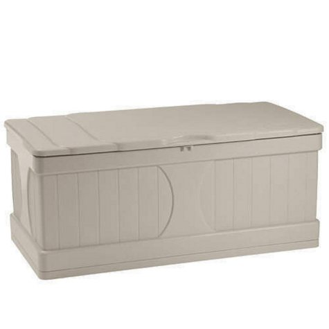 Suncast® Outdoor Deck Storage Box - 99 gal.