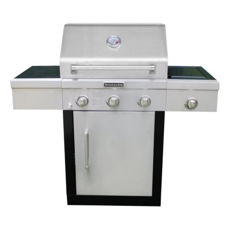 "25"" KitchenAid Outdoor Gas Grill"