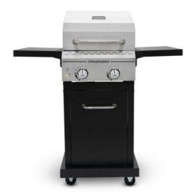Megamaster 2-Burner Propane Gas Grill