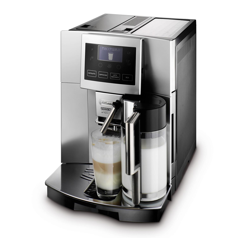 DeLonghi ESAM5600SL Perfecta Touch Fully Automatic Espresso and Cappuccino Machine