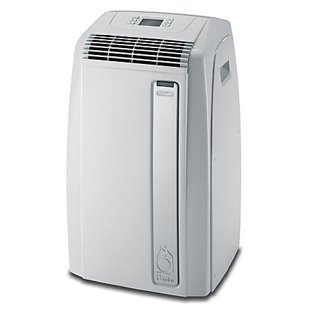 De'Longhi Eco-Friendly 12,000 BTU Portable Air Conditioner