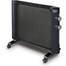 DeLonghi HMP1500 Black Mica Panel Heater