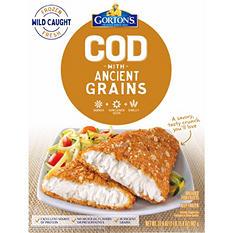Gorton's Cod with Ancient Grains (31.8 oz.)