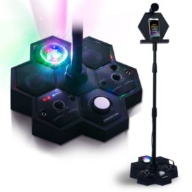Singsation Performer Deluxe All-in-One Party System