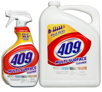 Formula 409 Multi Surface Cleaner Original Scent 32 Oz Spray Bottle And 180 Oz Refill Sam S Club