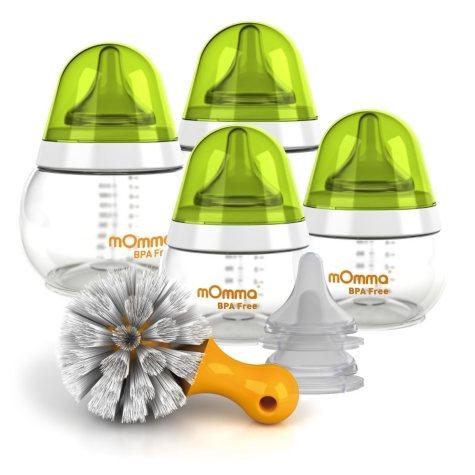 Lansinoh Infant Bottle Kit with Nipples