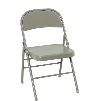 Marvelous Cosco All Steel Folding Chair Select Color 4 Pack Sams Machost Co Dining Chair Design Ideas Machostcouk