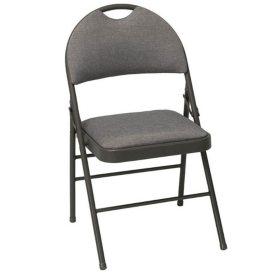 Pleasant Cosco Superior Comfort Commercial Fabric Folding Chair Machost Co Dining Chair Design Ideas Machostcouk