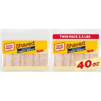 Oscar Mayer Smoked Turkey Breast and White Meat, Twin Pack (40 oz.)