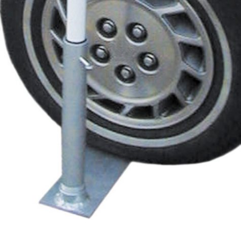 Tailgater Tire Mount