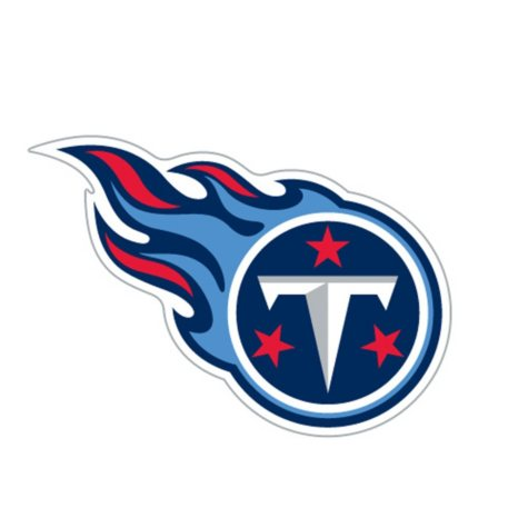 NFL Tennessee Titans Magnet