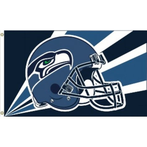 NFL Seattle Seahawks 3' x 5' Flag