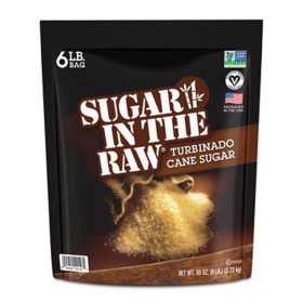 Sugar in the Raw Natural Cane Turbinado Sugar (96 oz.)