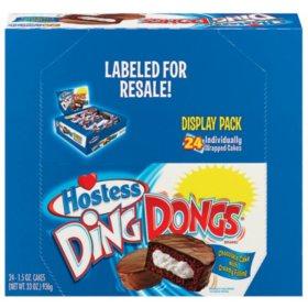 Hostess Ding Dongs (1.27oz / 16pk)