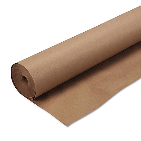 "Pacon - Kraft Wrapping Paper, 48"" x 200 ft -  Natural"