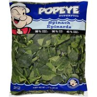 Clipped Spinach (2.5 lbs.)