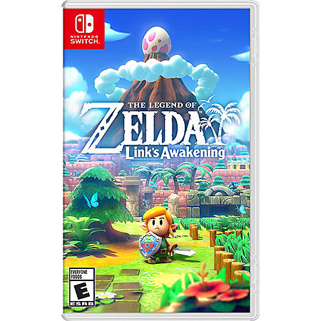The Legend of Zelda: Links Awakening (Nintendo Switch)