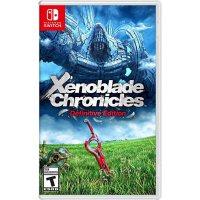Xenoblade Chronicles: Definitive Edition - Nintendo