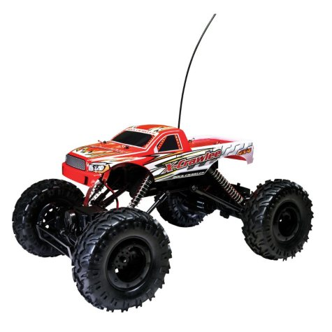X-Crawlee 4 x 4 RC Car
