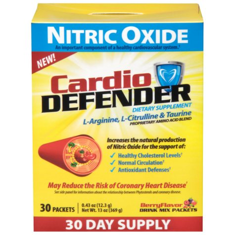 Cardio Defender Nitric Oxide - 30 ct.