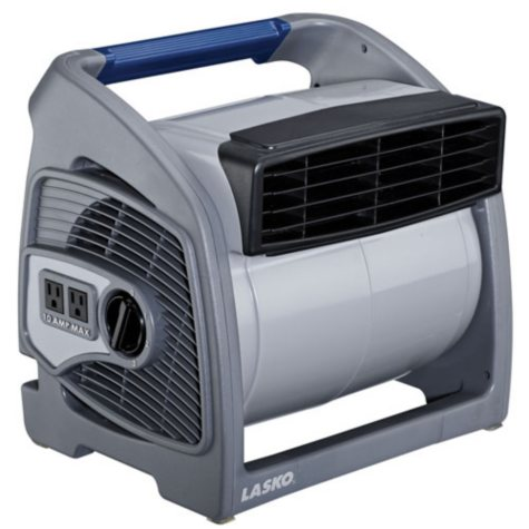 Lasko Max Performance Pivoting Utility Fan