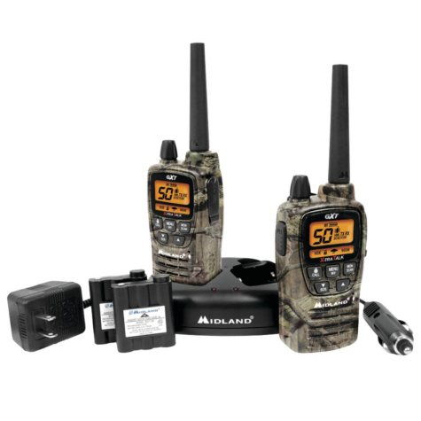 Midland 32-Mile Two-Way Radio - 2 Pack