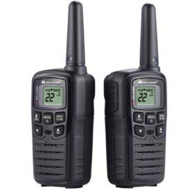 T10 X-Talker 20-Mile Two Way Radio Pair