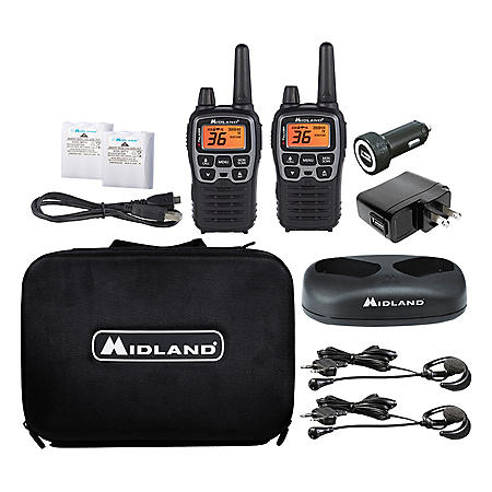 Midland X-Talker T77VP5 Extreme Dual Pack