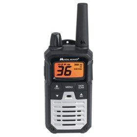 Midland X-Talker 40-Mile Radios T290VP4 (2 Pack)