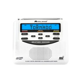 Midland WR120B NOAA Weather Alert Radio