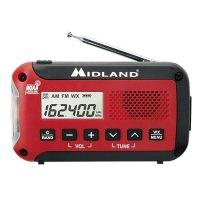 Midland ER10VP Emergency Alert AM/FM Weather Radio