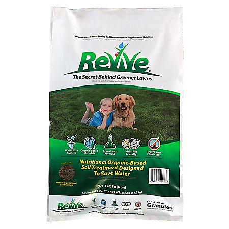 Revive® Organic Soil Treatment - 25 lb. bag