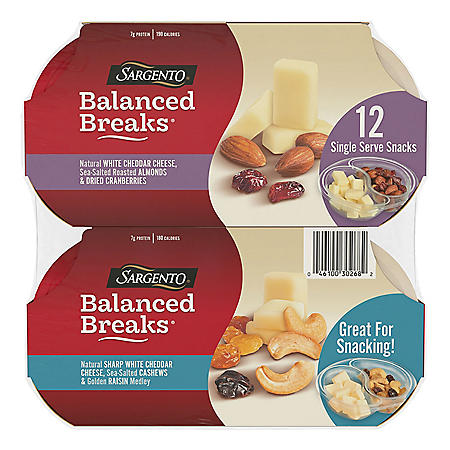 Sargento Balanced Breaks (12 ct.)