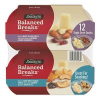 Sargento Balanced Breaks, Variety Snack Pack (12 ct.)