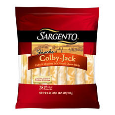 Sargento Colby Jack Snack Sticks (28 ct.)