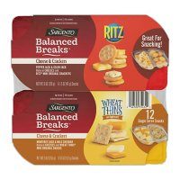 Sargento Balanced Breaks Cheese and Crackers Variety Pack (12 pk.)