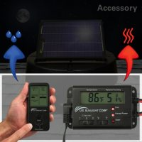 Deals on U.S. Sunlight Solar Controller for Solar Attic Fan